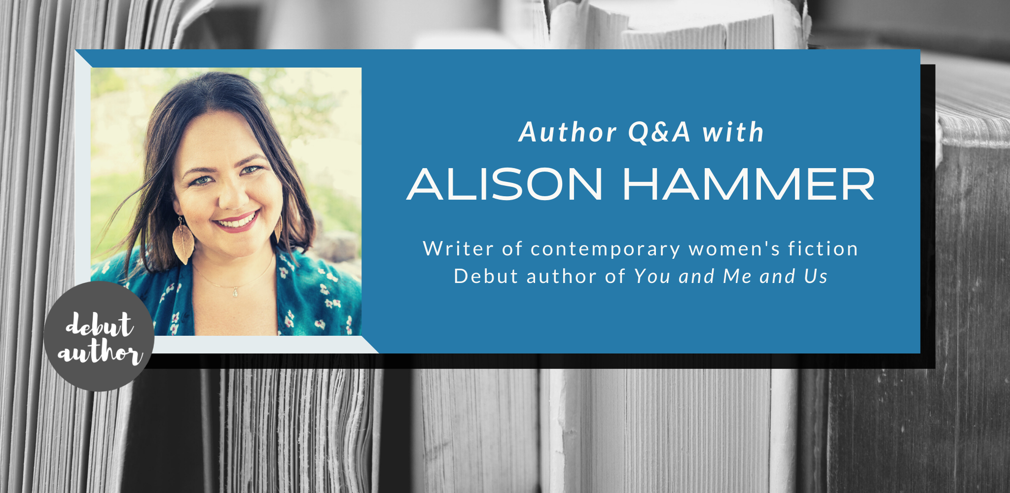 Q&A with Alison Hammer