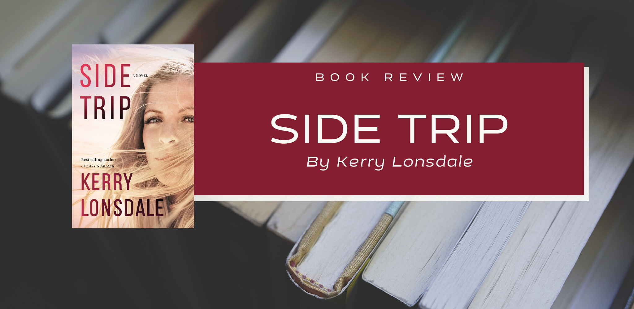 Review: Side Trip by Kerry Lonsdale